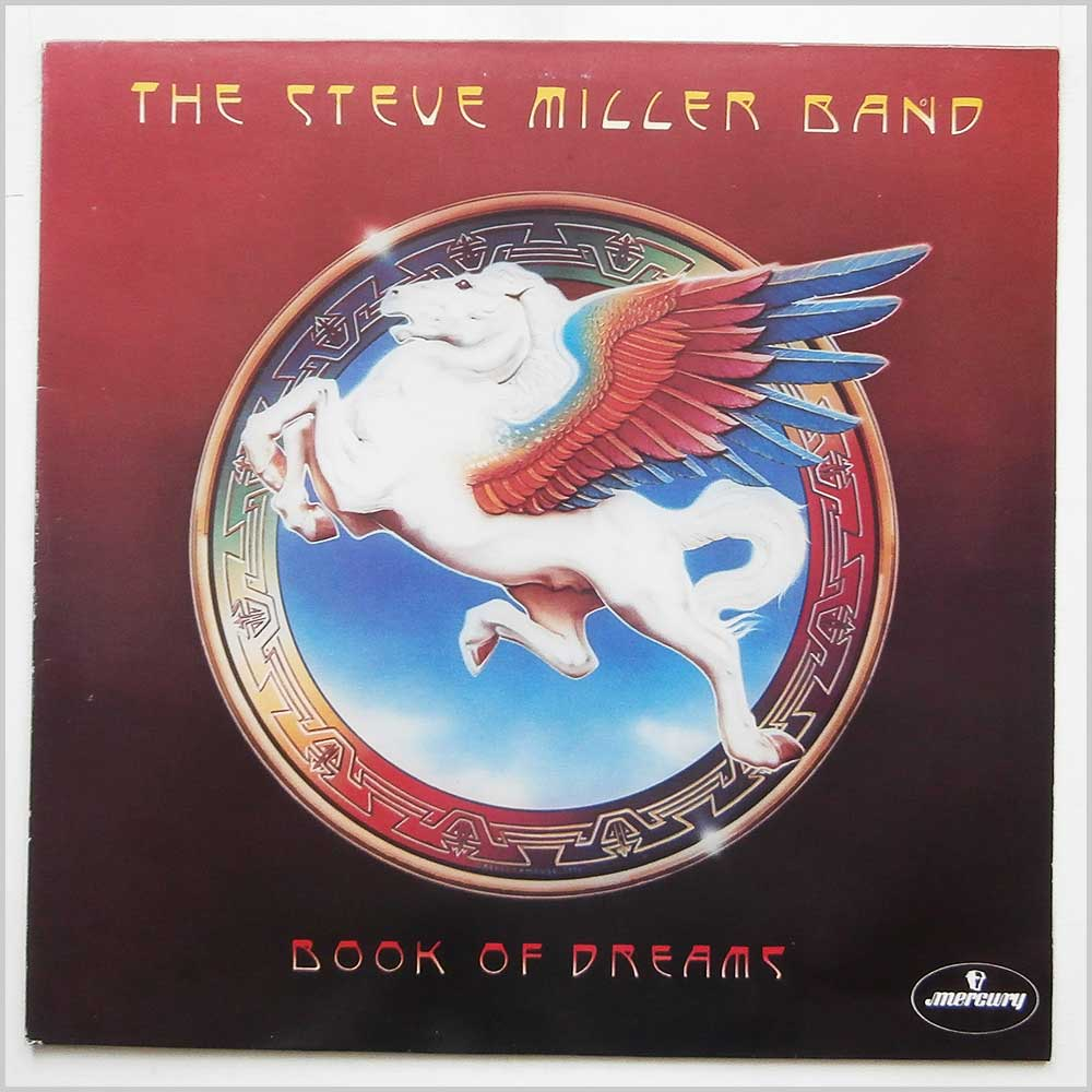 The Steve Miller Band - Book Of Dreams (9286 455)