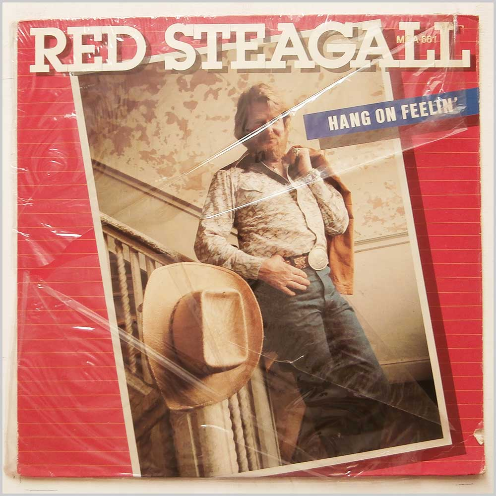 Red Steagall - Hang On Feelin' (AB-1051)