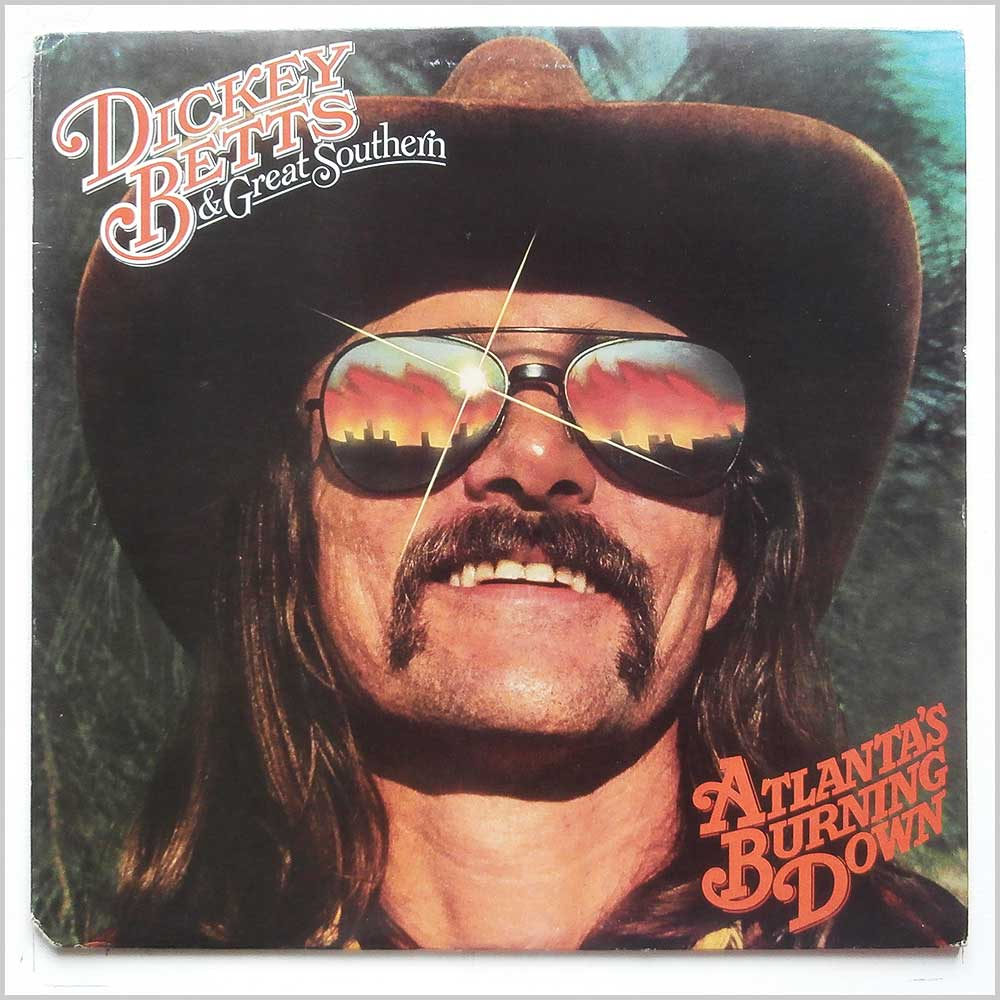 Dickey Betts and Great Southern - Atlanta's Burning Down (AB 4168)