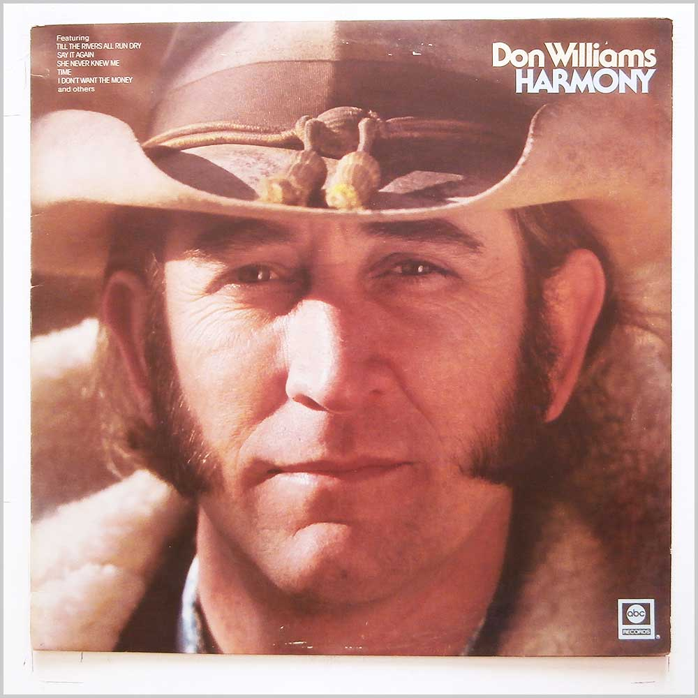 Don Williams - Harmony (ABCL 5177)