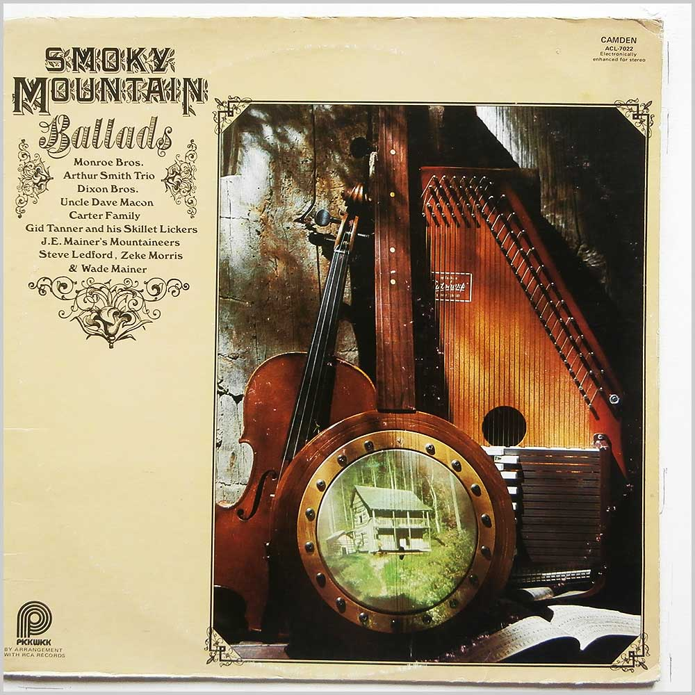 Various - Smokey Mountain Ballads (ACL-7022)