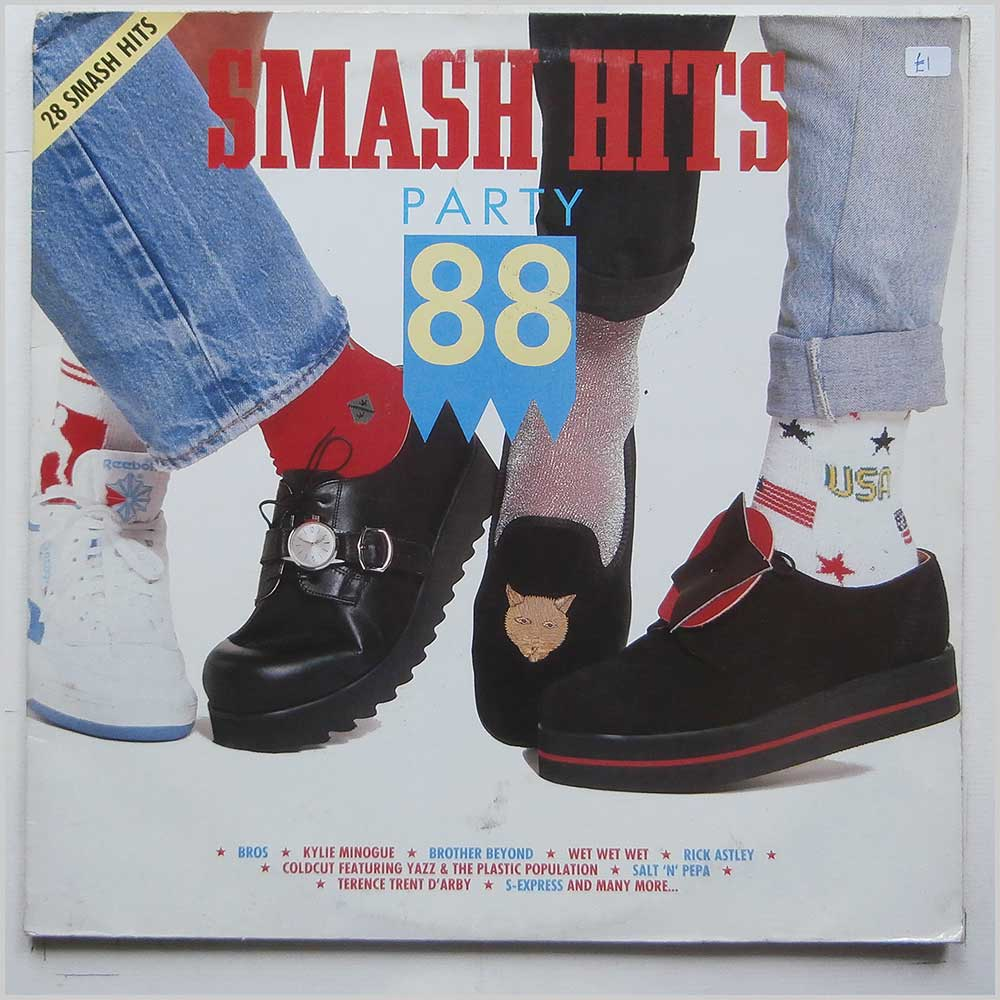 Various - Smash Hits Party 88 (ADD 5)