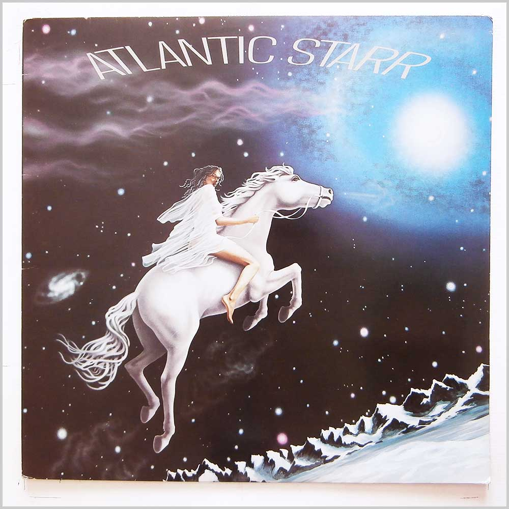 Atlantic Starr - Straight To The Point (AMLH 64764)