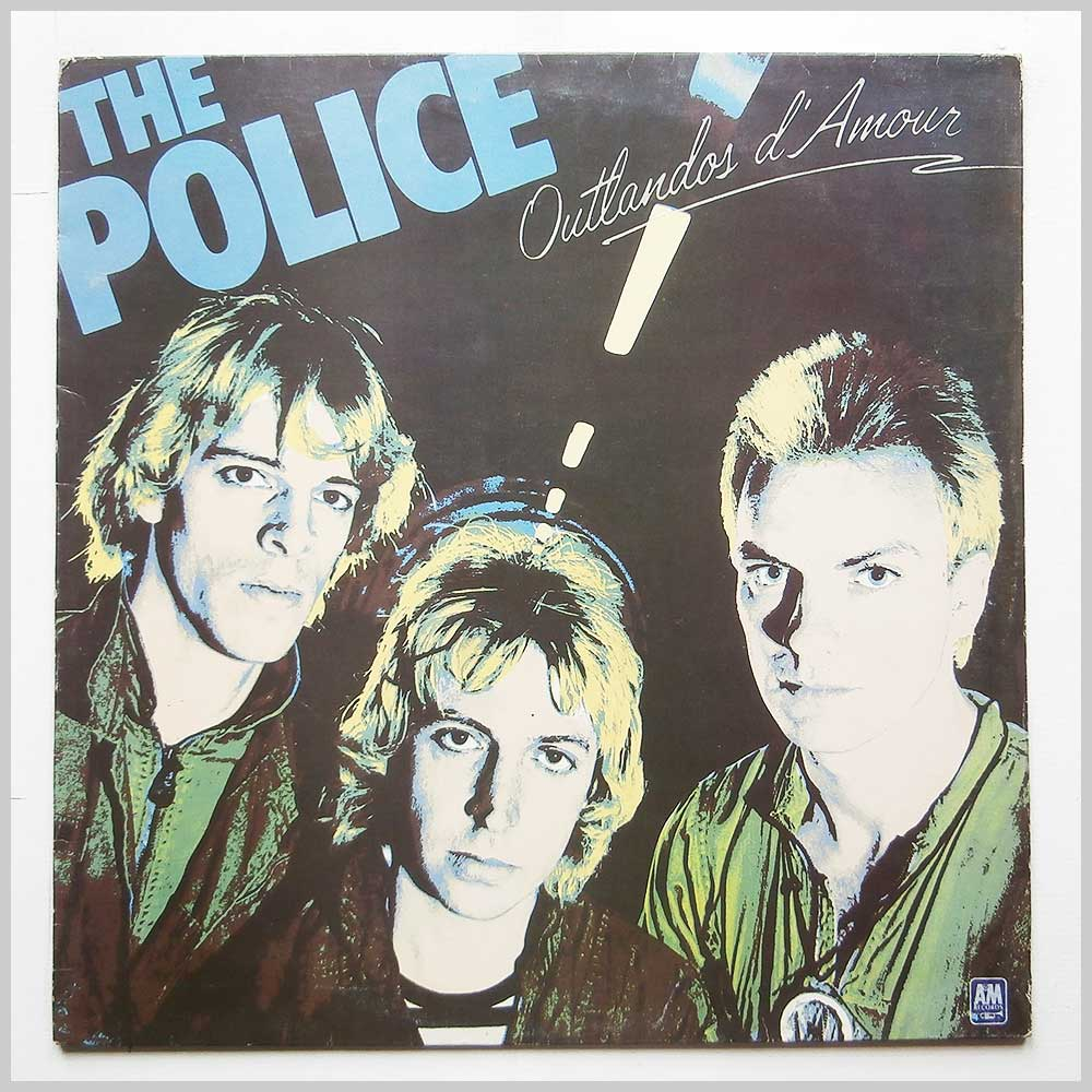 The Police - Outlandos D'Amour (AMLH 68502)