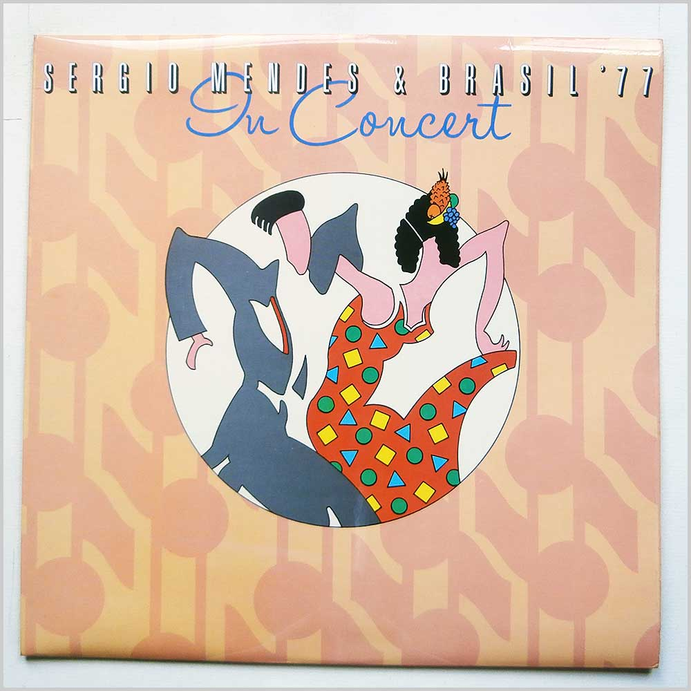 Sergio Mendes and Brazil 77 - Sergio Mendes and Brazil 77 In Concert (AMLS 64378)