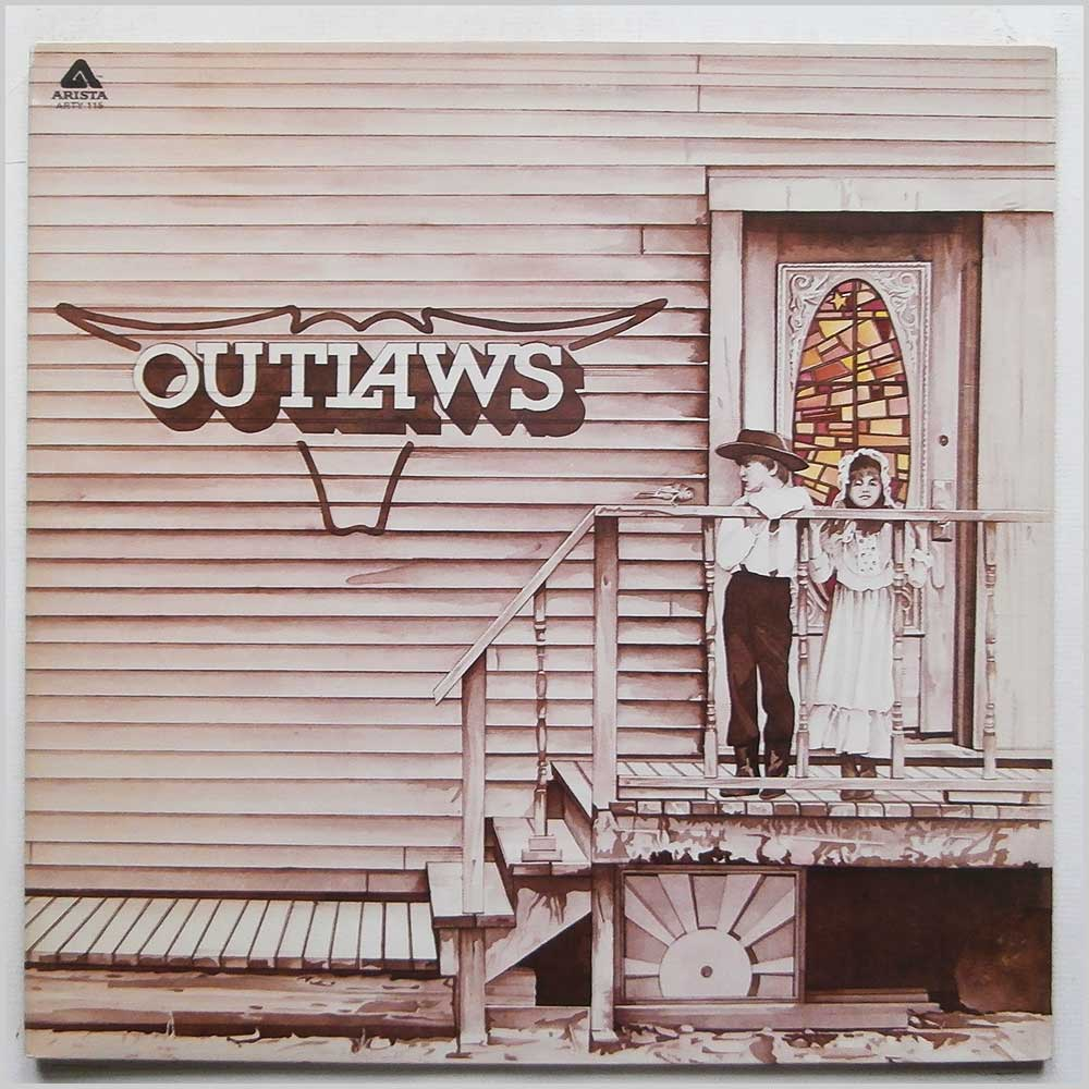 The Outlaws - Outlaws (ARTY 115)