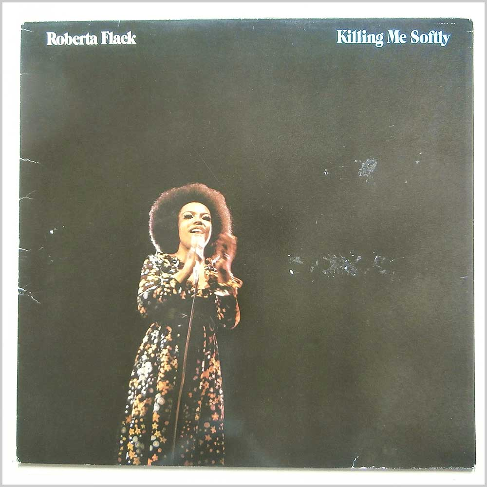 Roberta Flack - Killing Me Softly (ATL 50 021)