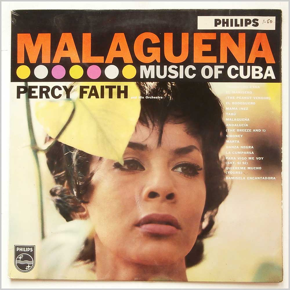 Percy Faith And His Orchestra - Malaguena Music Of Cuba (BBL 7311)