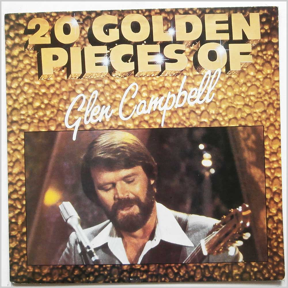 Glen Campbell - 20 Golden Pieces Of Glen Campbell (BDL 2031)