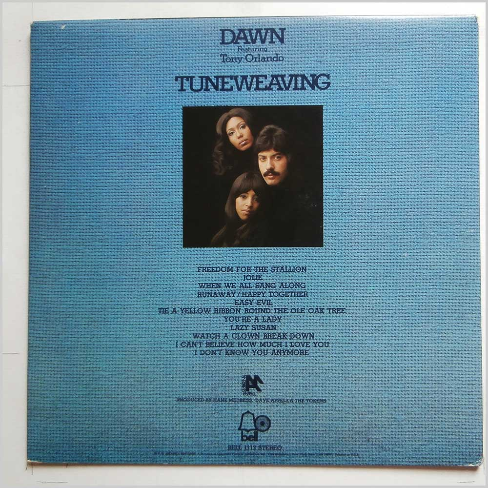 Dawn - Tuneweaving (BELL 1112)