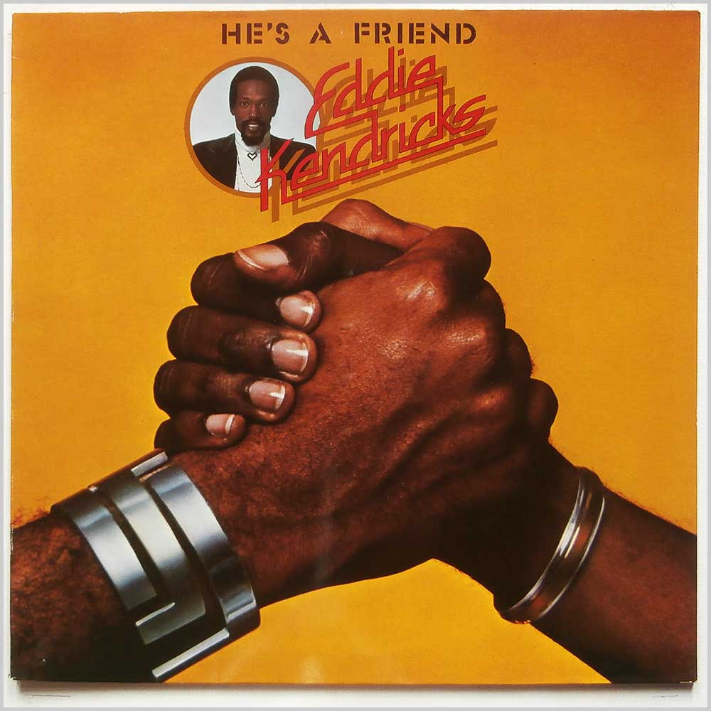 Eddie Kendricks - He's A Friend (BELLAPHON 230-15-073)