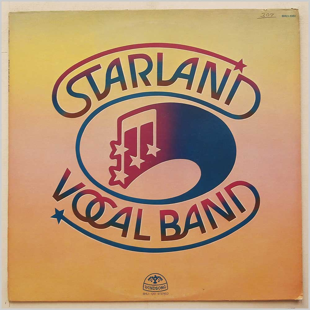 Starland Vocal Band - Starland Vocal Band (BHL1-1351)