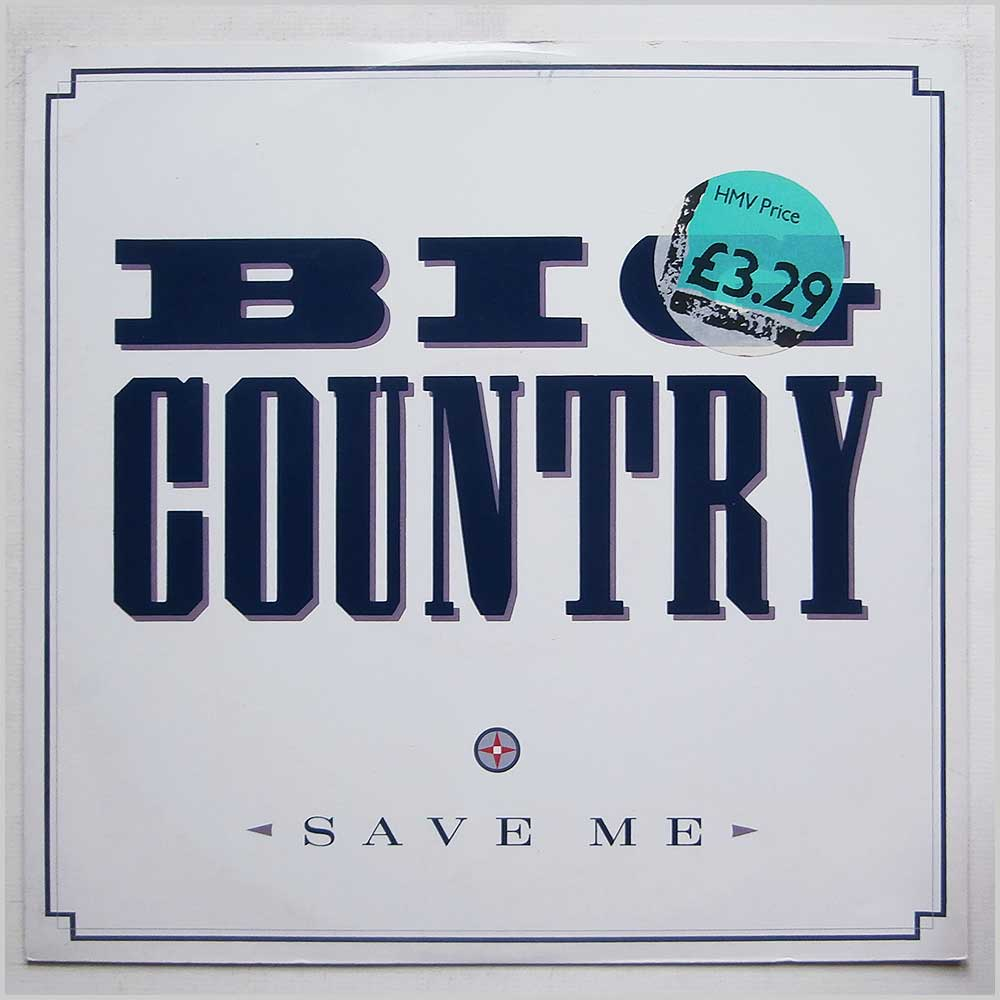 Big Country - Save Me (BIGC 812)