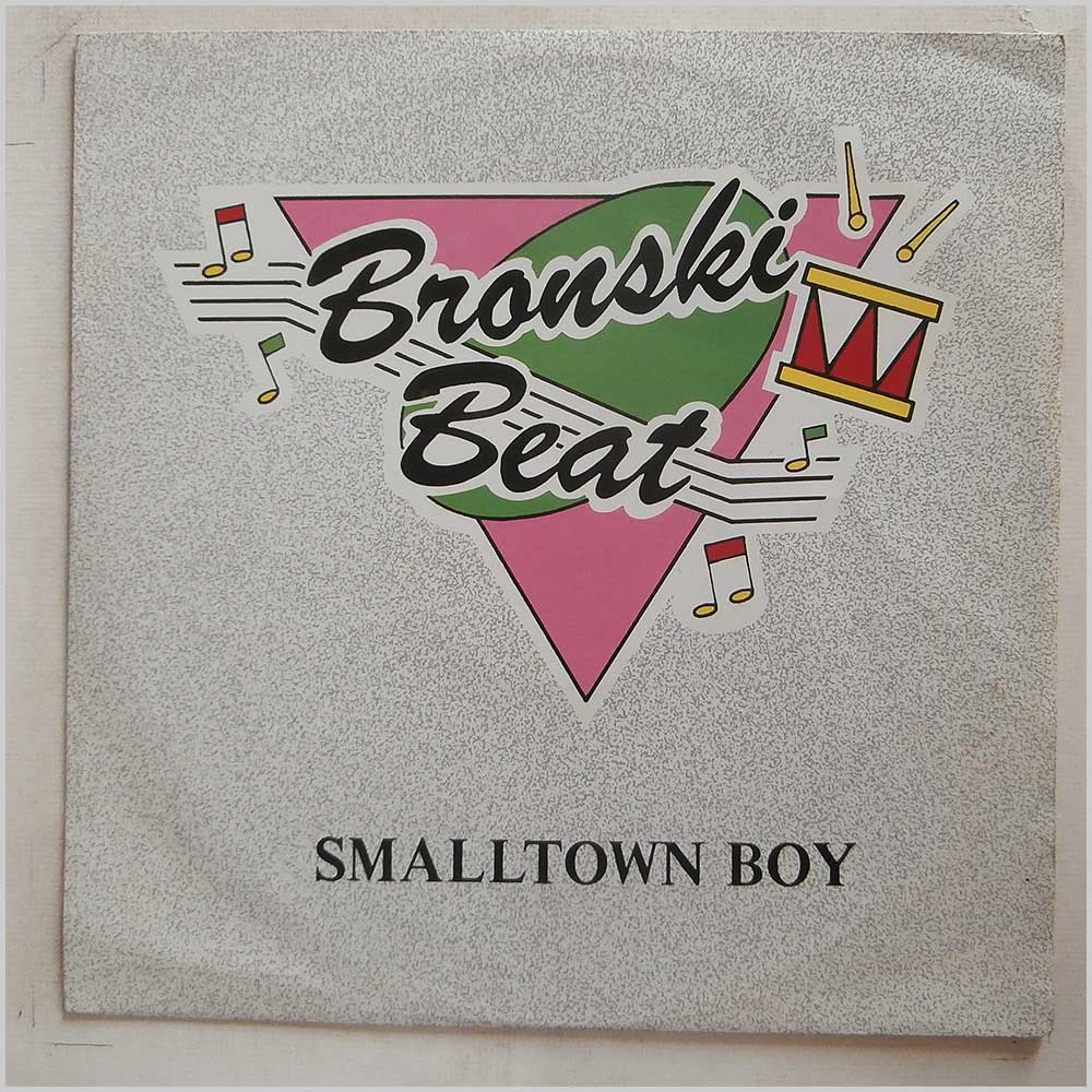 Bronski Beat - Smalltown Boy (BITEX 1)