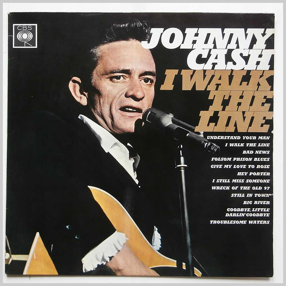 Johnny Cash - I Walk The Line (BPG62371)