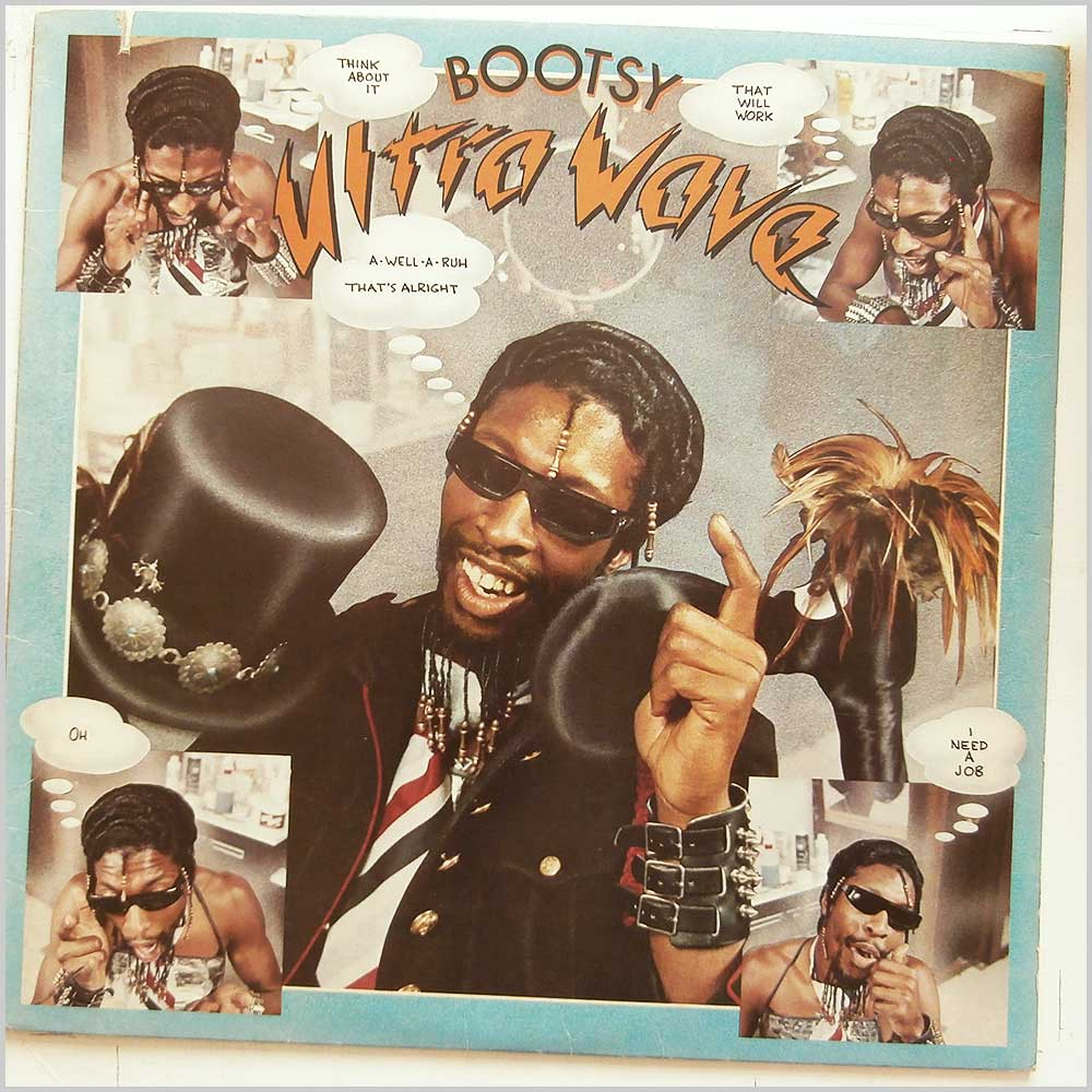 Bootsy - Ultra Wave (BSK 3433)