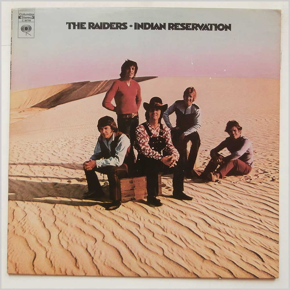 The Raiders - Indian Reservation (C 30768)