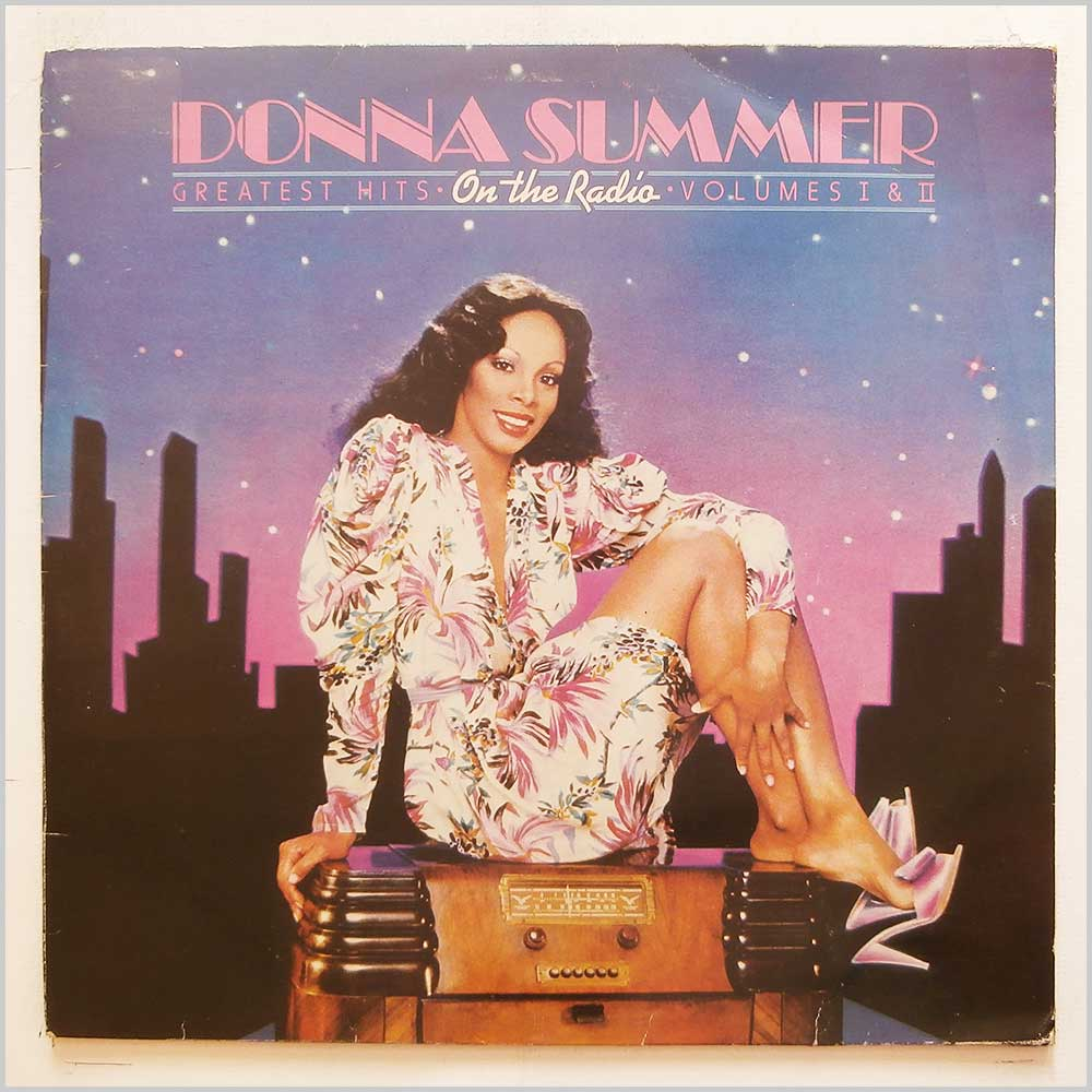 Donna Summer - On The Radio: Greatest Hits, Volumes One and Two (CALD 5008)