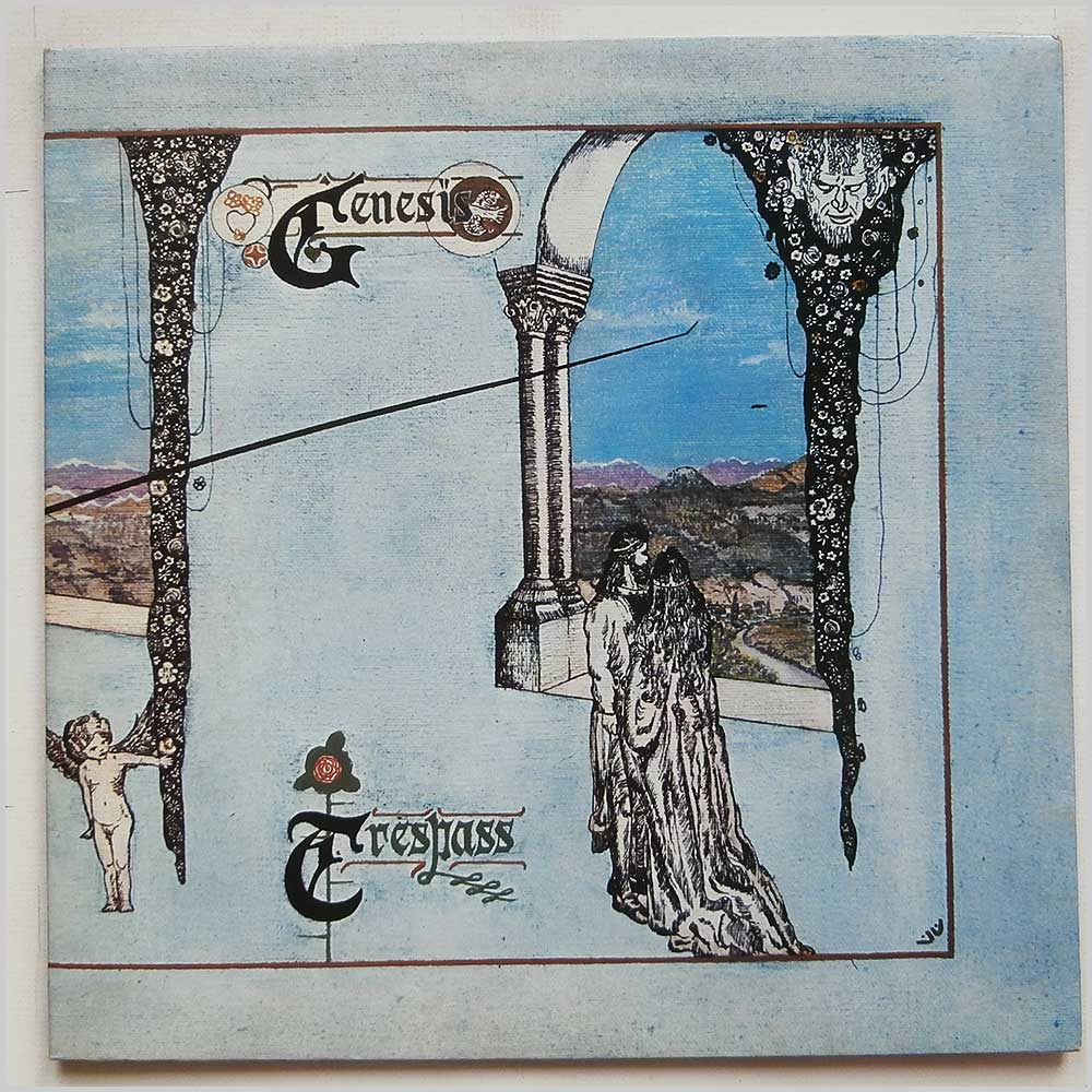 Genesis - Trespass (CAS 1020)