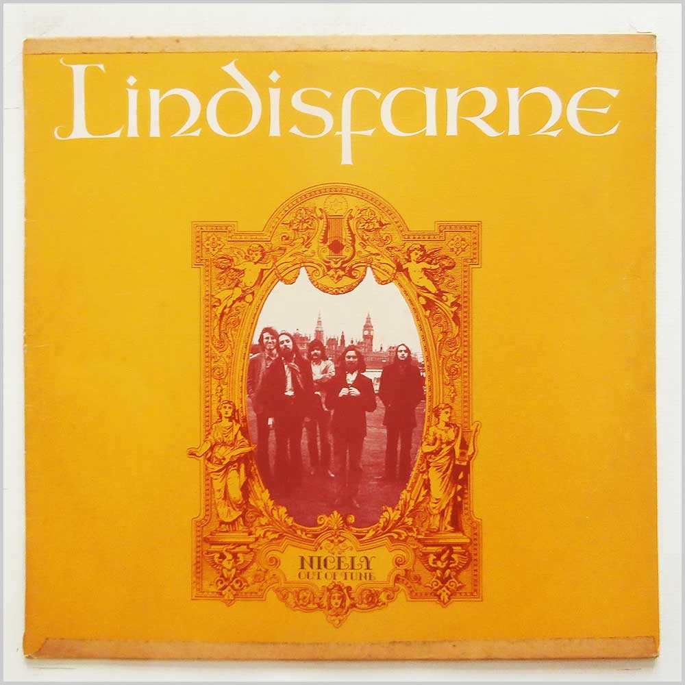 Lindisfarne - Nicely Out Of Tune (CAS 1025)