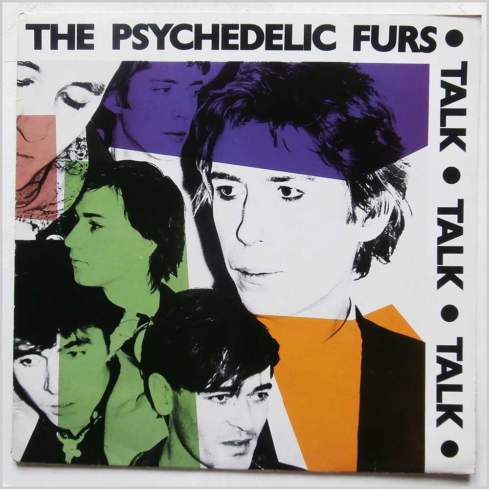 Psychedelic Furs Talk Talk Talk Records Lps Vinyl And