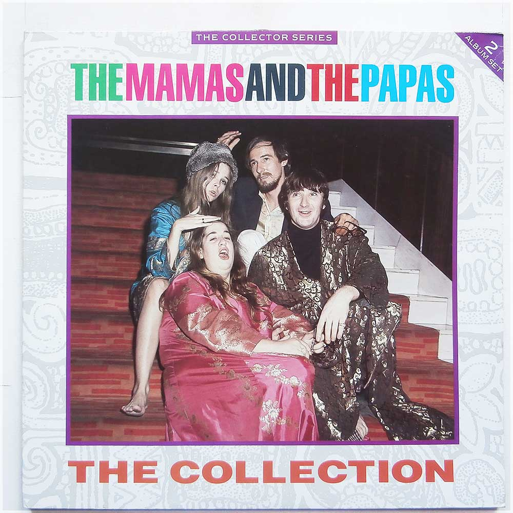 The Mamas And The Papas - The Collection (CCSLP 173)