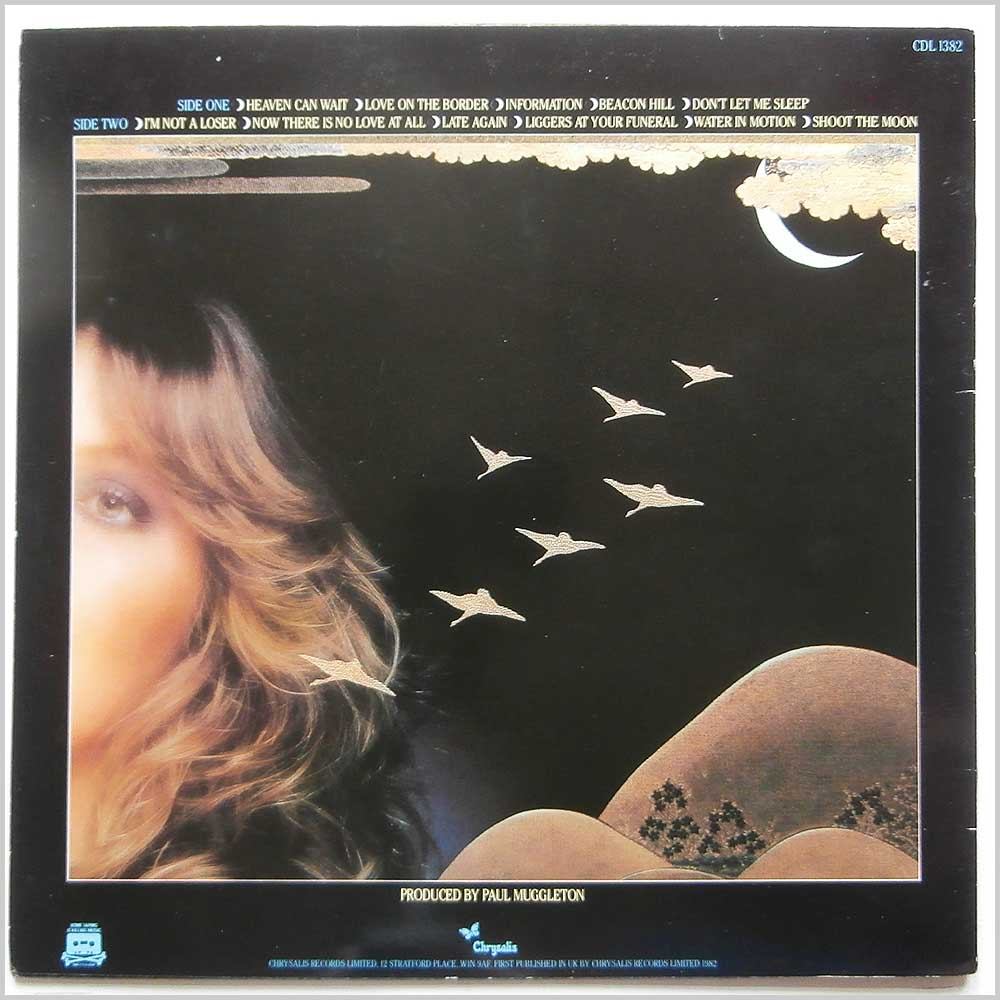 Judie Tzuke - Shoot The Moon (CDL 1382)