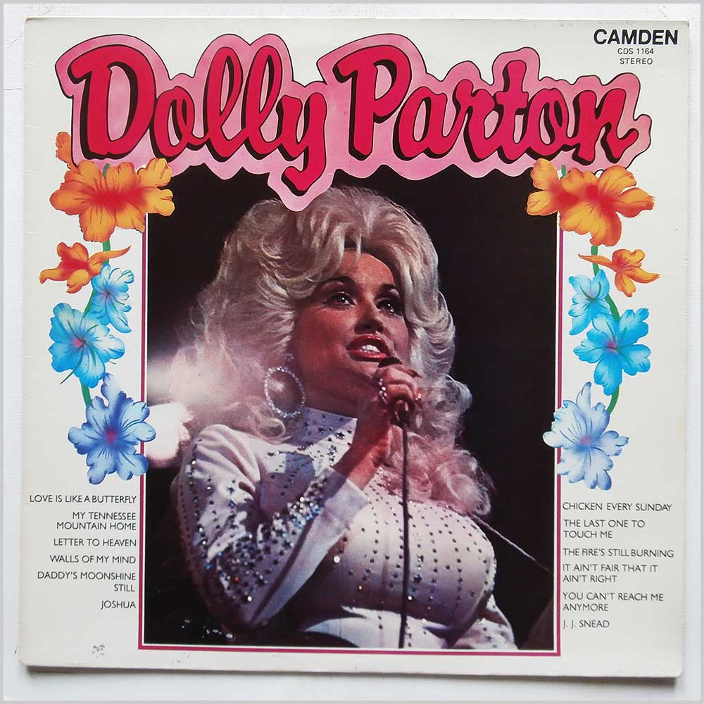 Dolly Parton - Dolly Parton (CDS 1164)