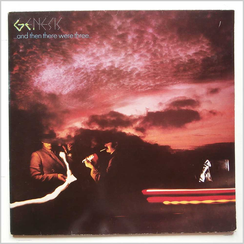 Genesis - And There Were Three (CDS 4010)