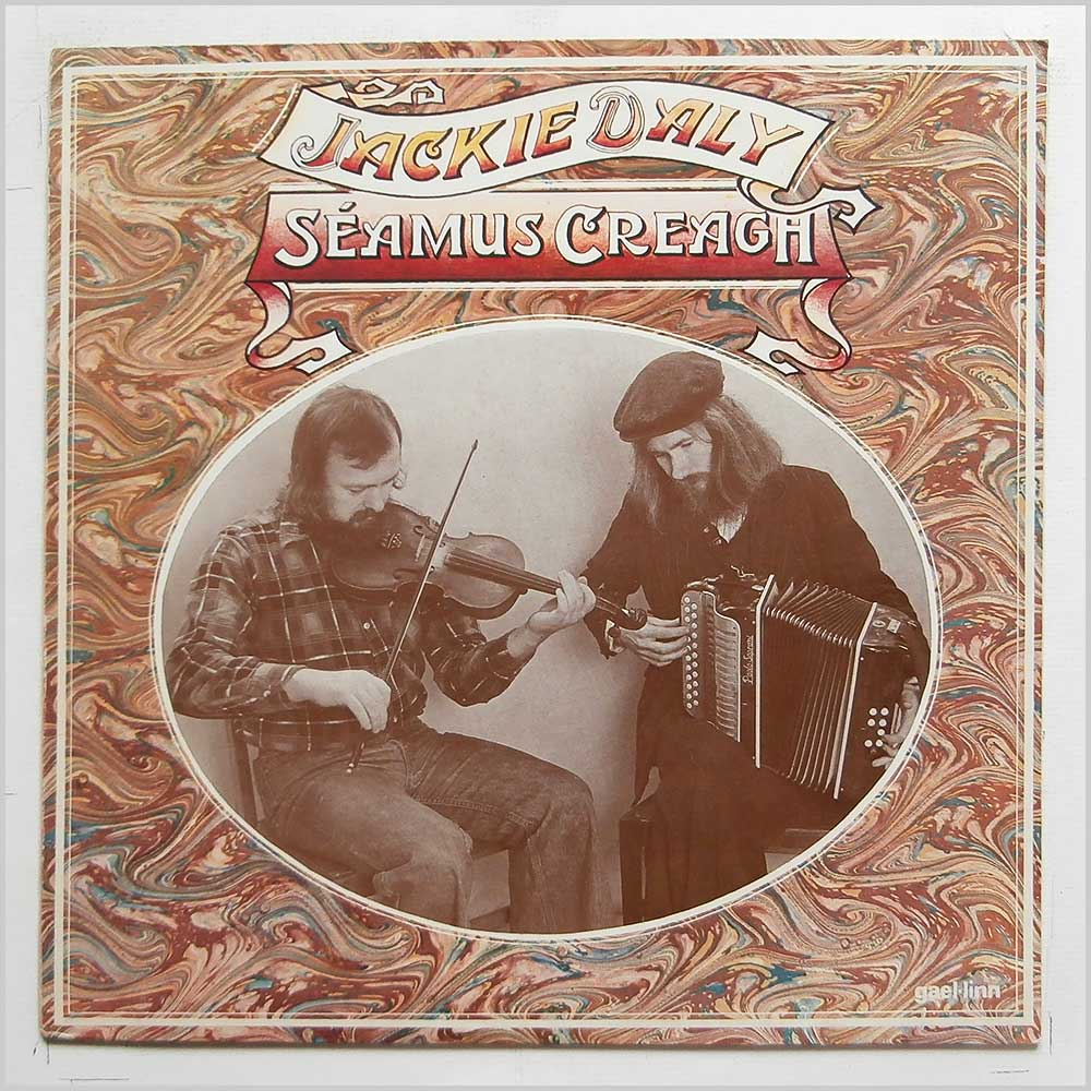 Jackie Daly, Seamus Creagh - Jackie Daly And Seamus Creagh (CEF 057)