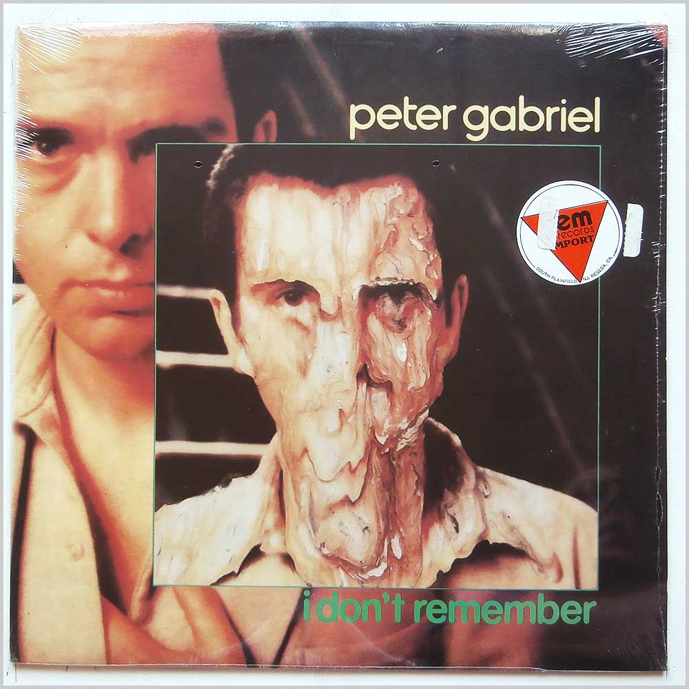 Peter Gabriel - I Don't Remember (CEP 303)
