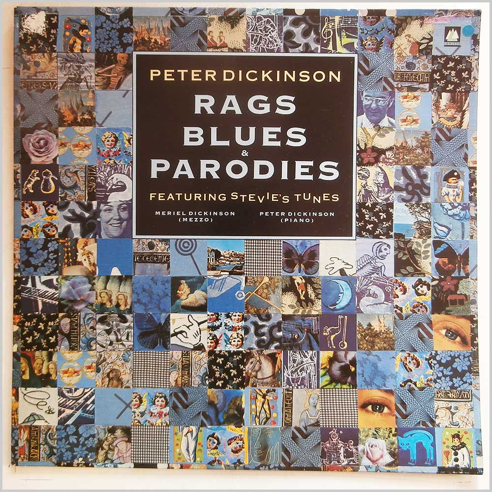Peter Dickinson - Rags, Blues and Parodies (CFRA 134)