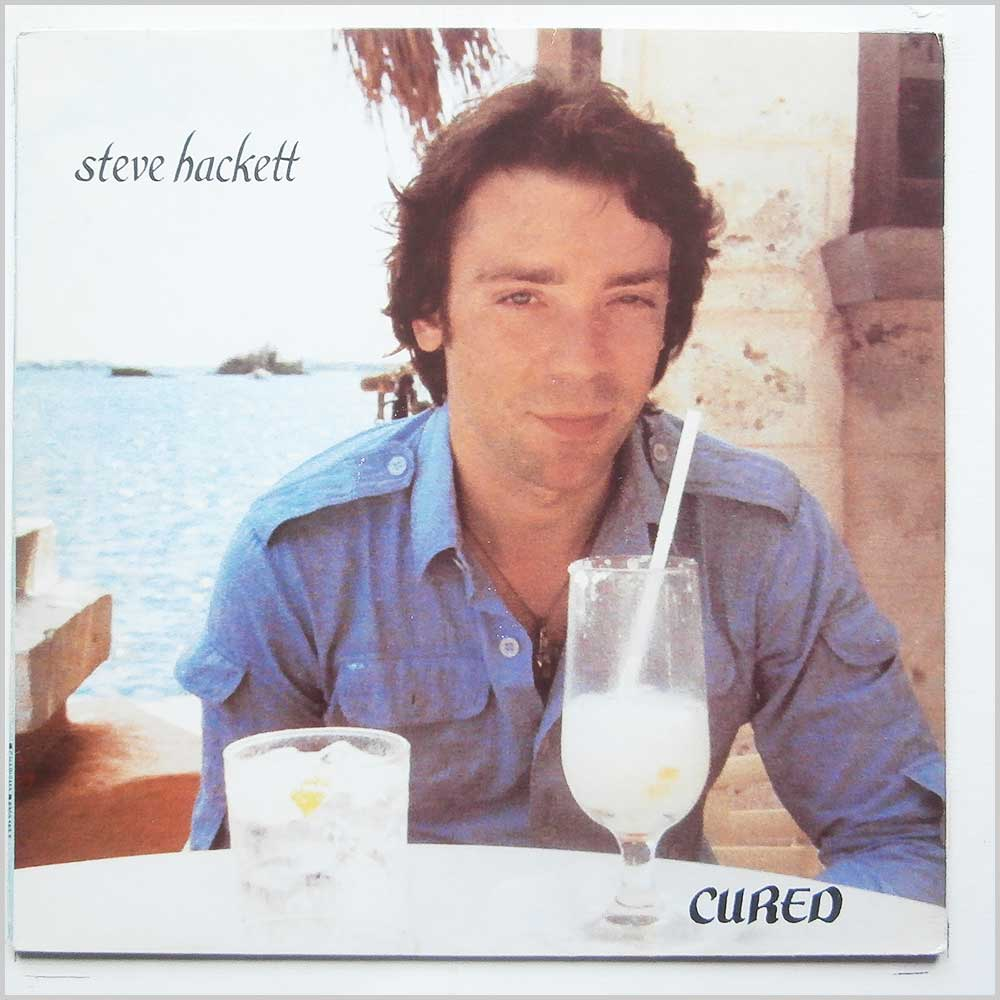 Steve Hackett - Cured (CHARISMA 6302 153)