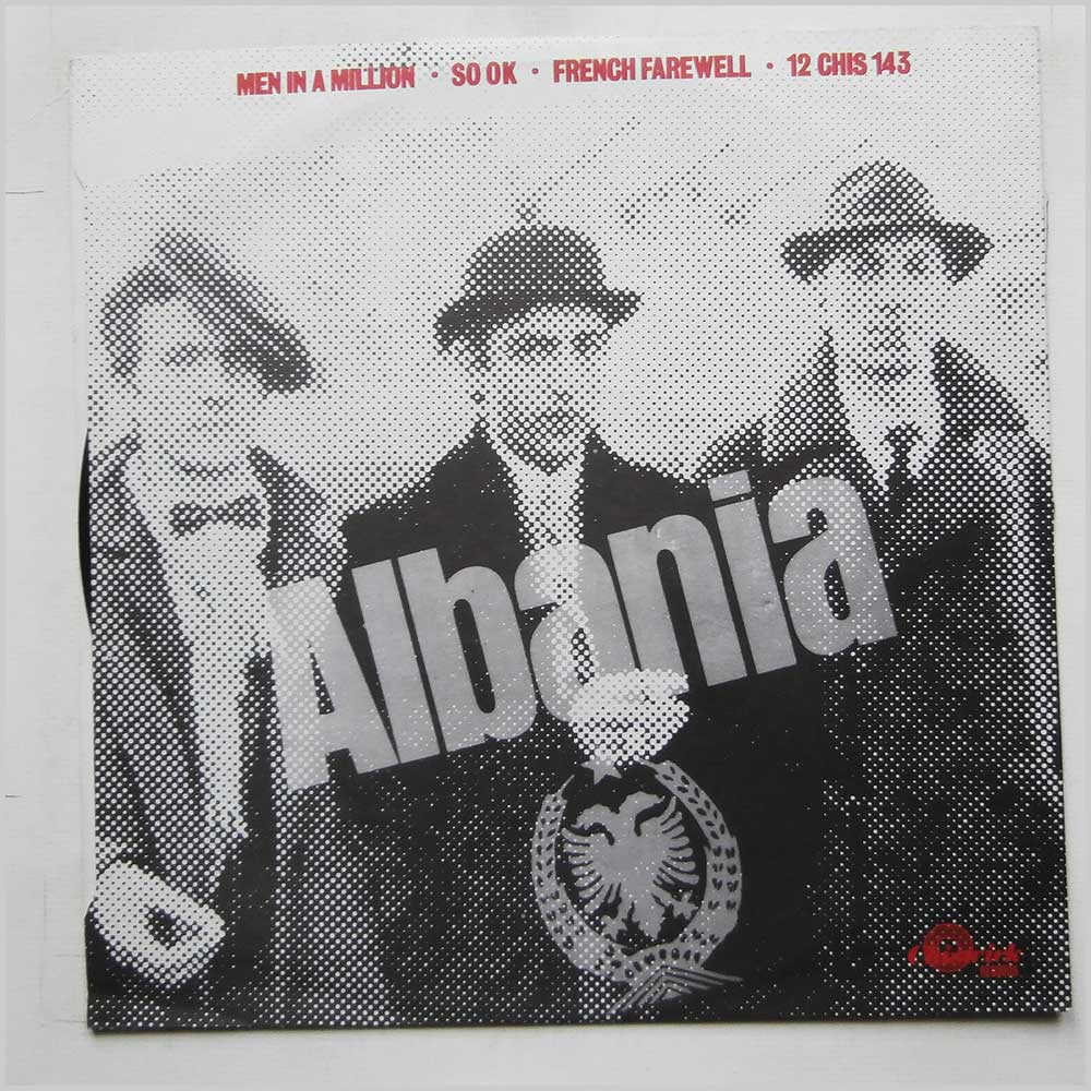 Albania - Men In A Million (CHIS 143)