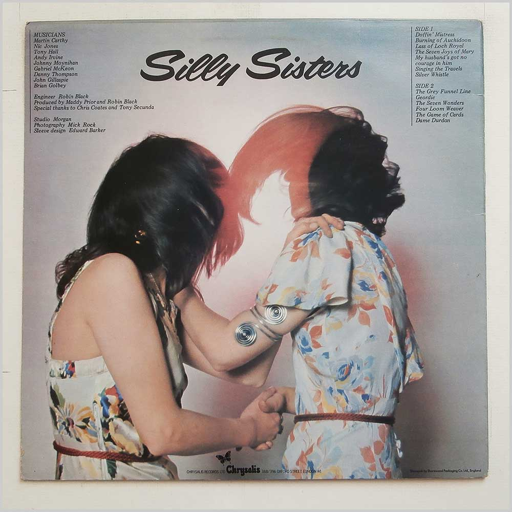 Maddy Prior and June Tabor - Silly Sisters (CHR 1101)
