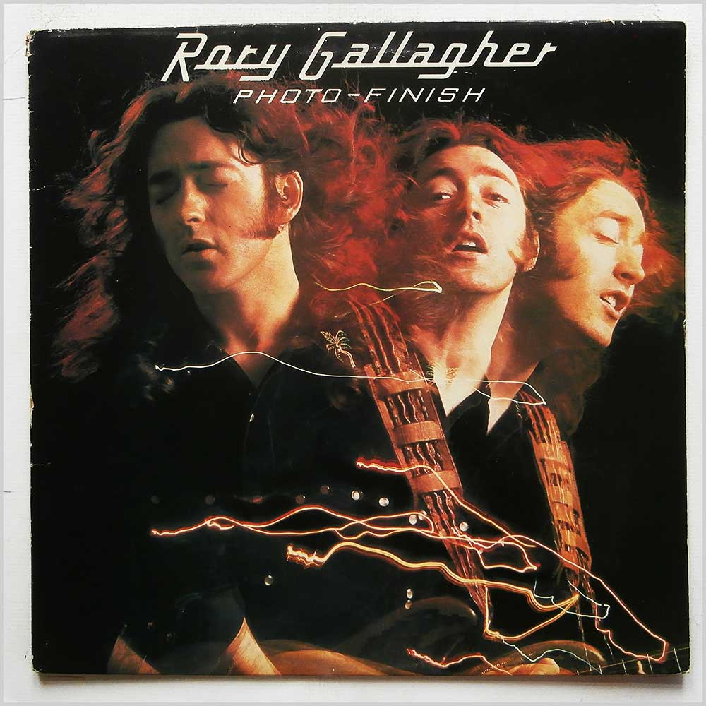 Rory Gallagher - Photo-Finish (CHR 1170)