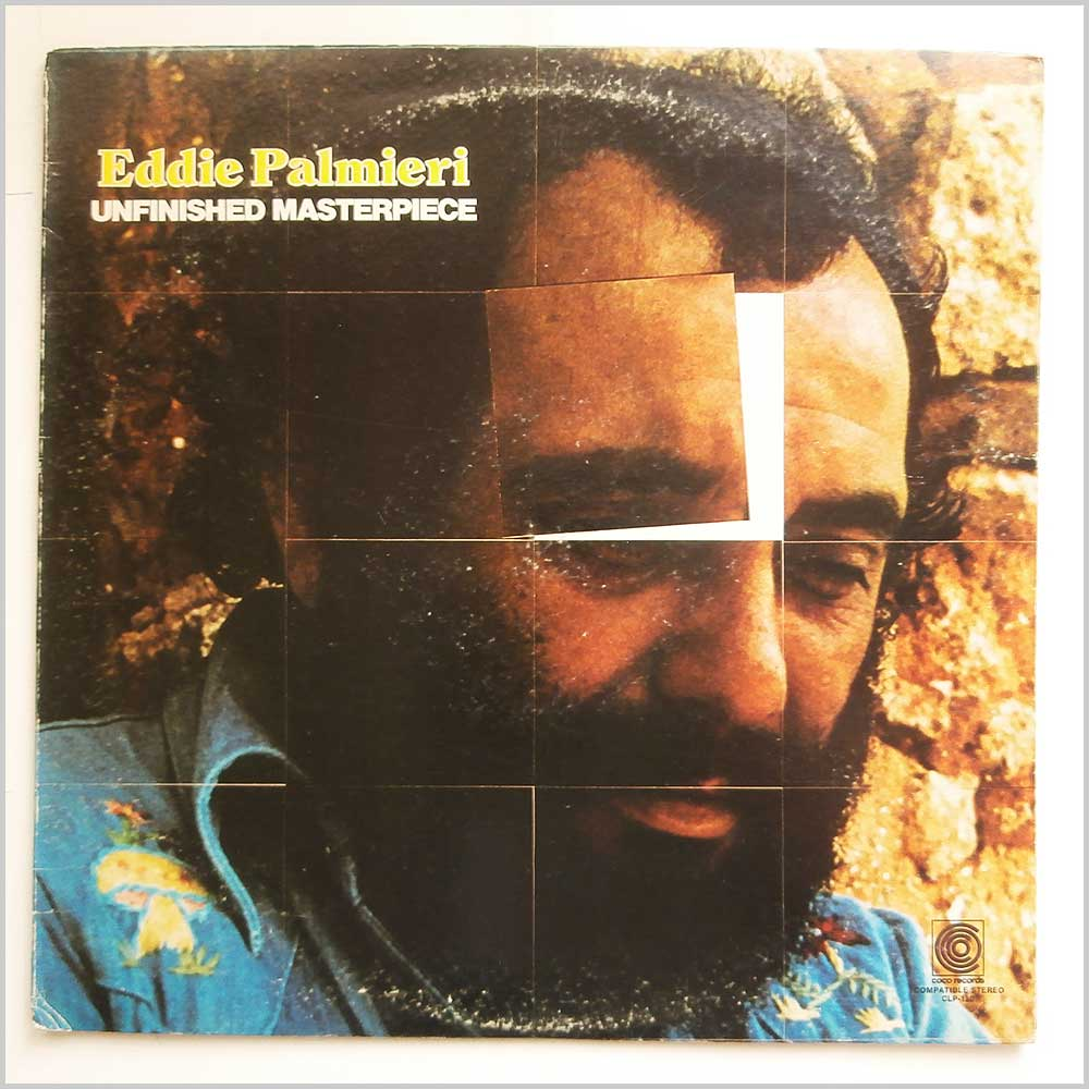 Eddie Palmieri - Unfinished Masterpiece (CLP-120)