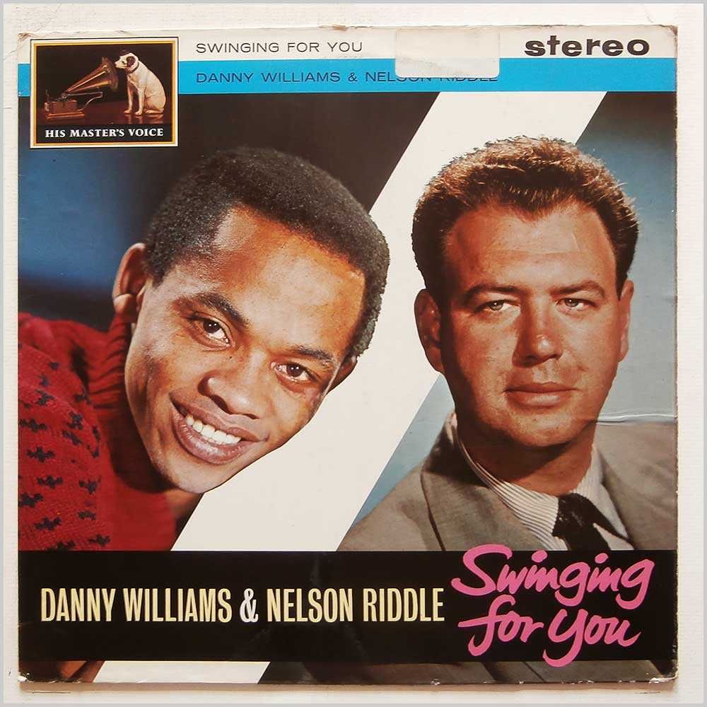 Danny Williams and Nelson Riddle - Swinging For You (CSD 1471)
