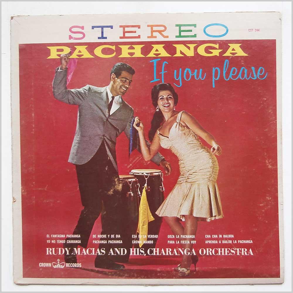 Ruddy Calzado And His Charanga Pachanga Time
