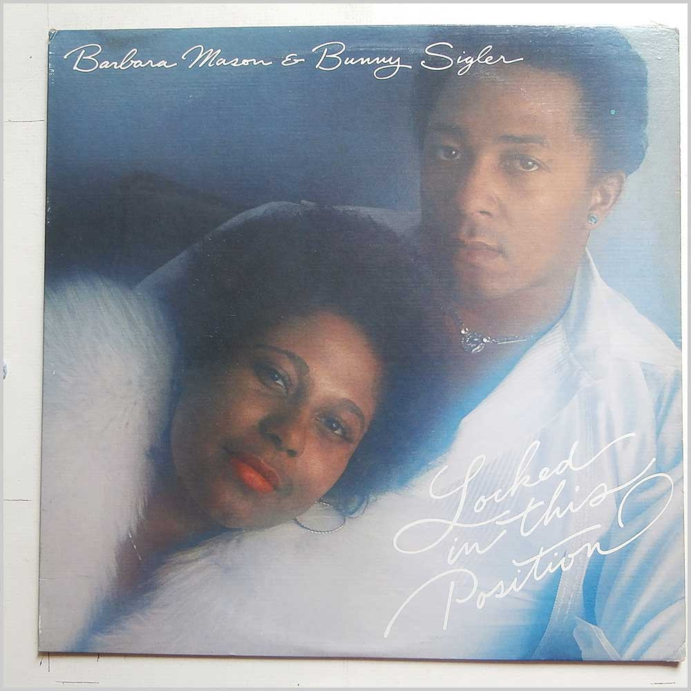 Barbara Mason, Bunny Sigler - Locked In This Position (CU 5014)