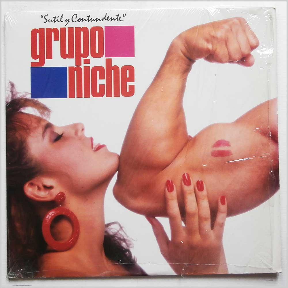 Grupo Niche - Sutil Y Contundente (DIL 80155)