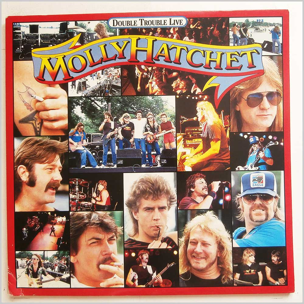 Molly Hatchet - Double Trouble Live (E2 40137)