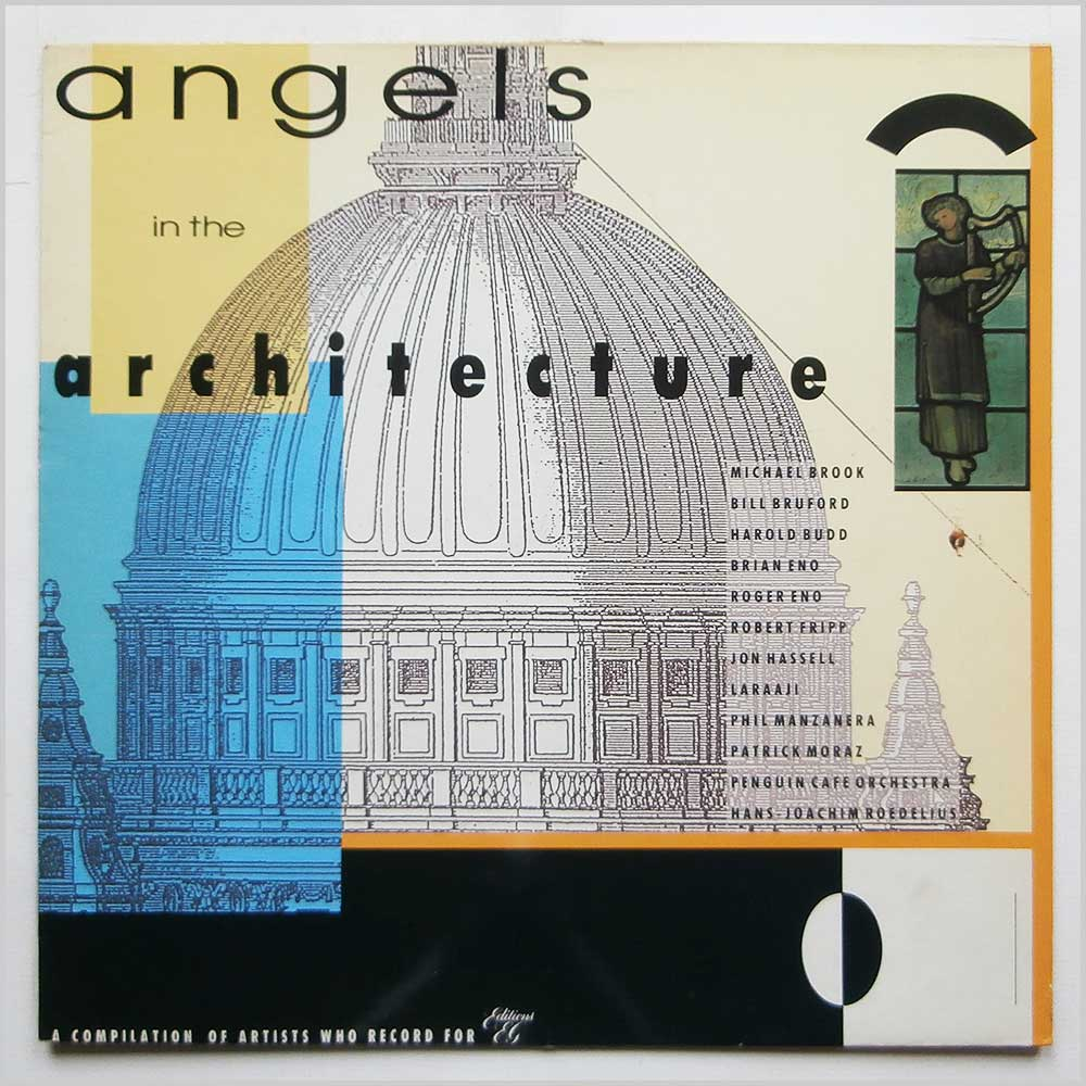 Various - Angels In The Architecture (EGED 47)
