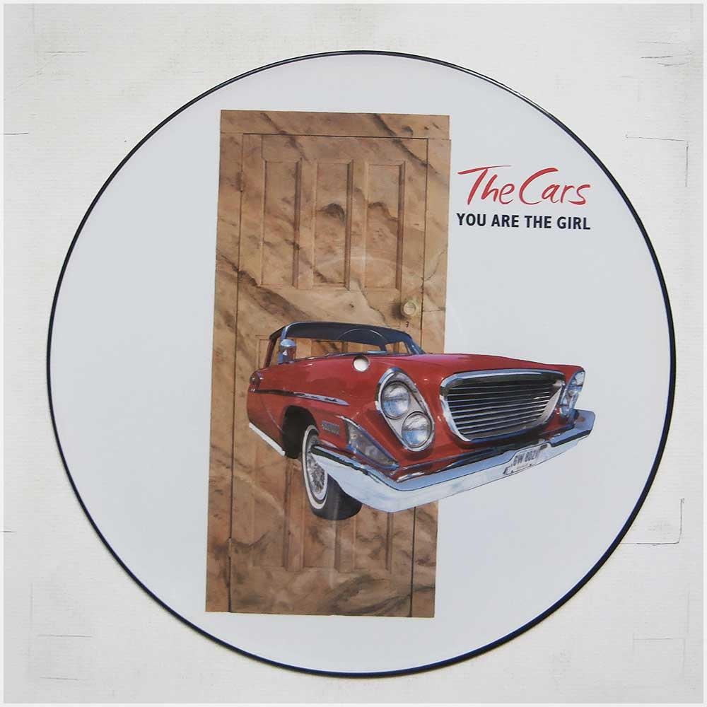 The Cars - You Are The Girl (EKR 63 TP)