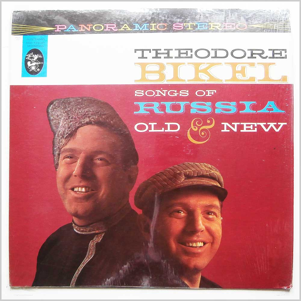 Theodore Bikel - Songs Of Russia Old and New (EKS 7185)