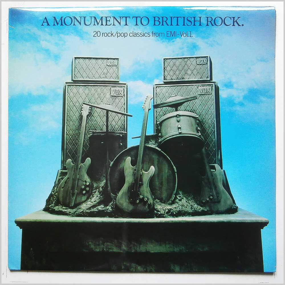 Various - A Monument To British Rock (EMTV 17)