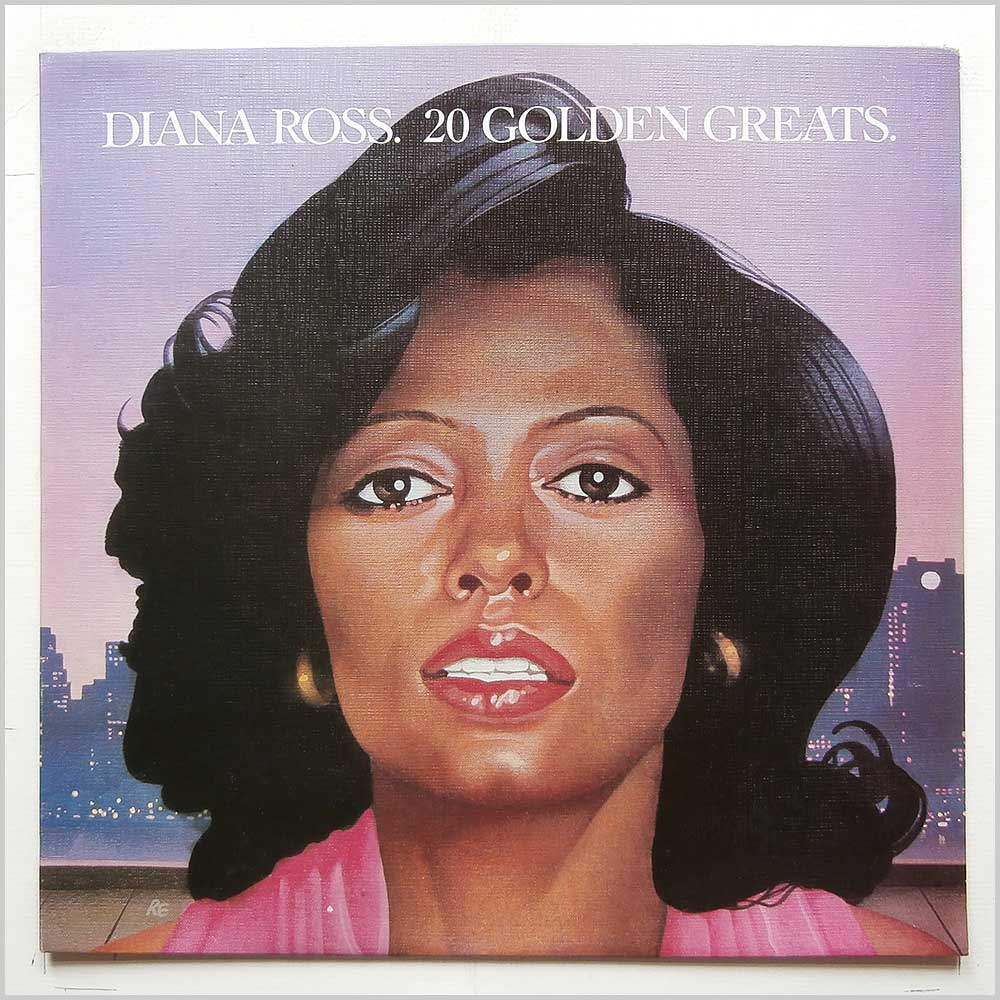Diana Ross - 20 Golden Greats (EMTV 21)