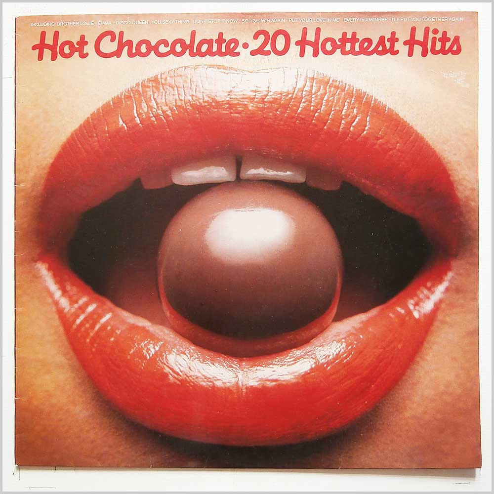 Hot Chocolate - 20 Hottest Hits (EMTV 22)