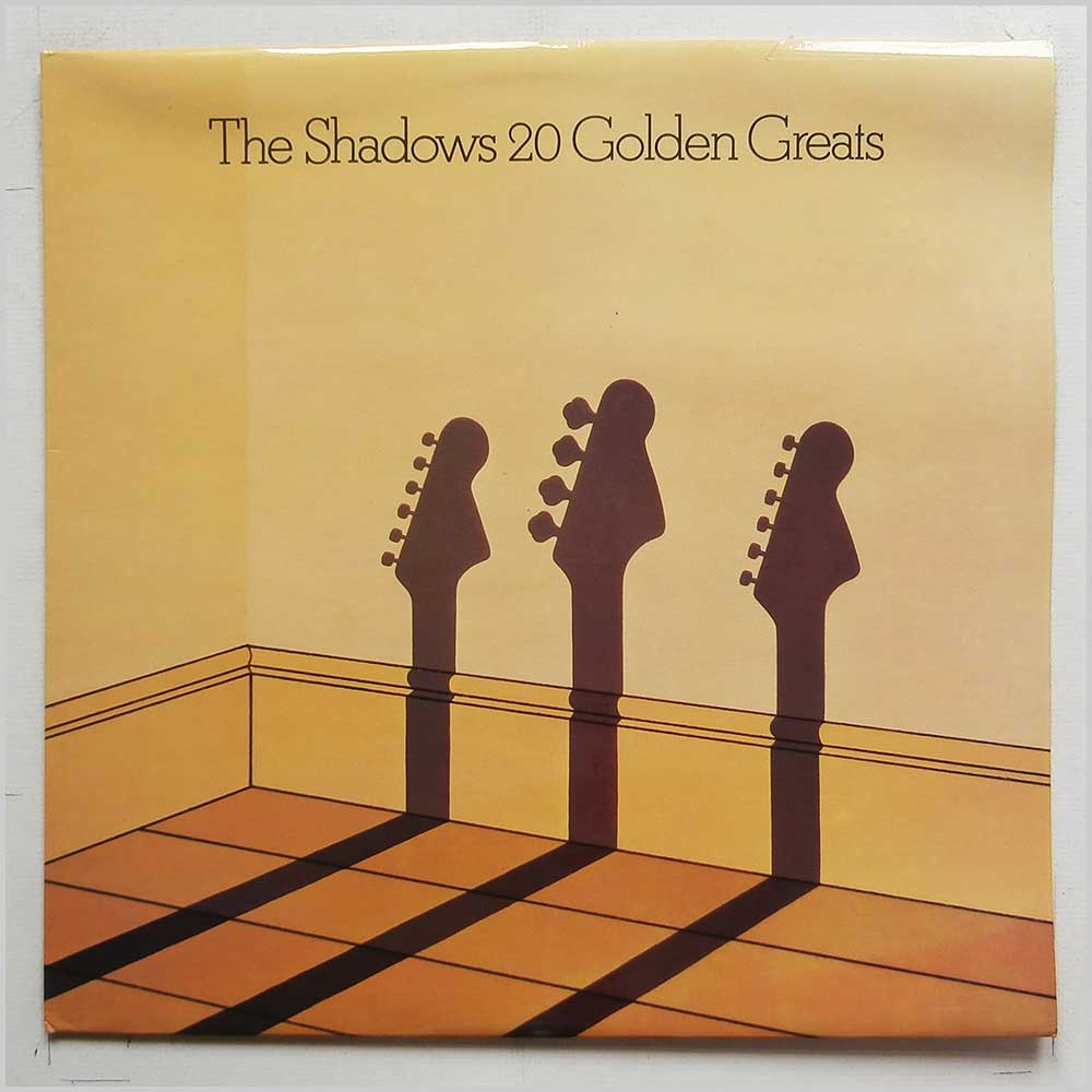 The Shadows - 20 Golden Greats (EMTV 3)