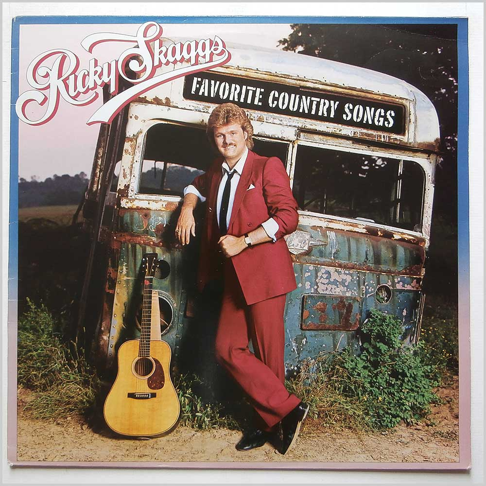 Ricky Skaggs - Favorite Country Songs (EPC 26433)